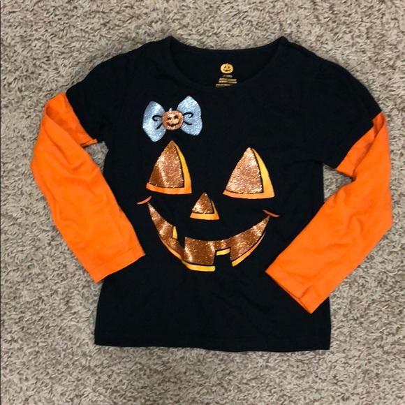 Etsy Other - Pumpkin long sleeve shirt